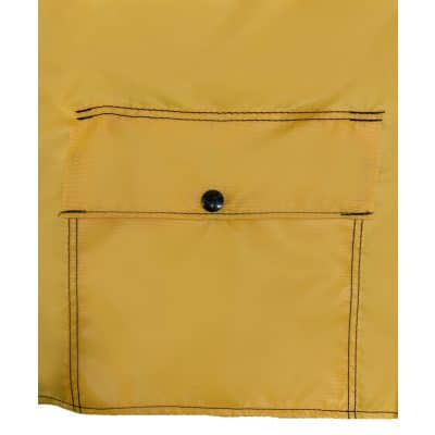 Slicker Jacket Front Pocket