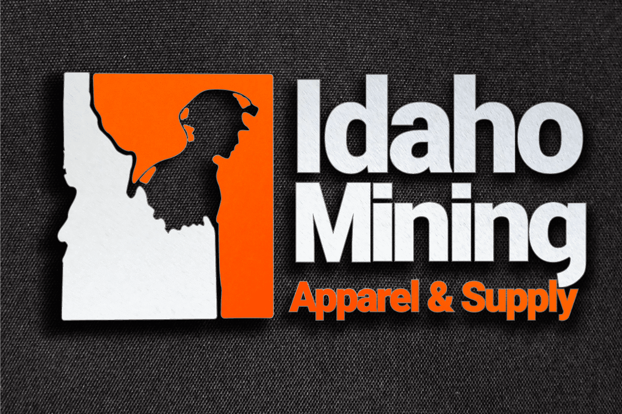 Idaho Mining Apparel