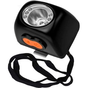Miner Cordless LED Lamp